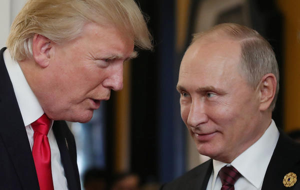 The President Trump that might meet soon with Russian President Vladimir Putin is in a very different political position than the one who last talked with him face-to-face.