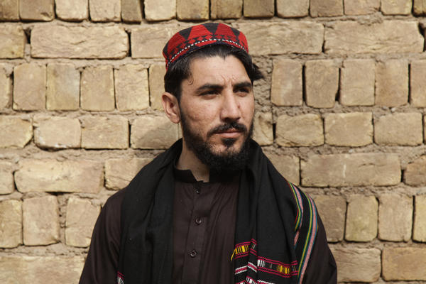 Manzoor Pashteen has risen to lead a fast-growing movement of thousands from Pakistan's Pashtun minority. Where few dare to criticize the army, Pashteen brazenly speaks.