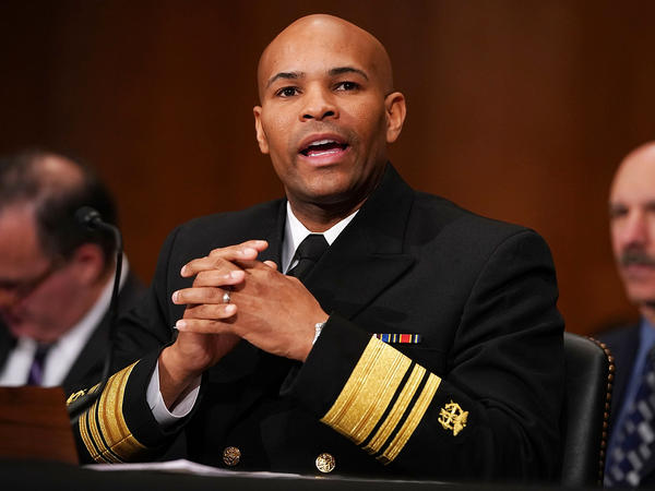 Surgeon General Jerome Adams is recommending that more Americans be prepared to save people from opioid overdoses.