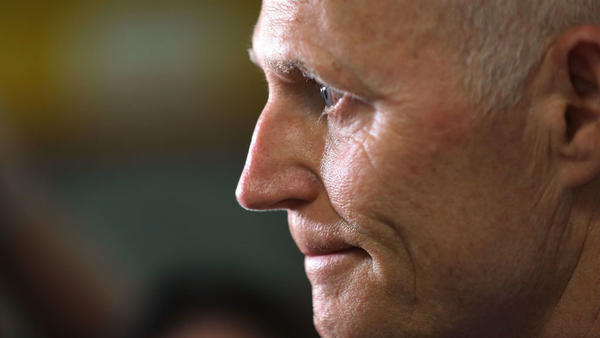 Gov. Rick Scott, R-Fla., is expected to announce his challenge to Sen. Bill Nelson, D-Fla., on Monday.