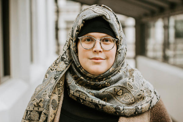 Mahdia Lynn is executive director of Masjid al-Rabia, a unique space as an LGBTQ-affirming and women-centered mosque in Chicago.
