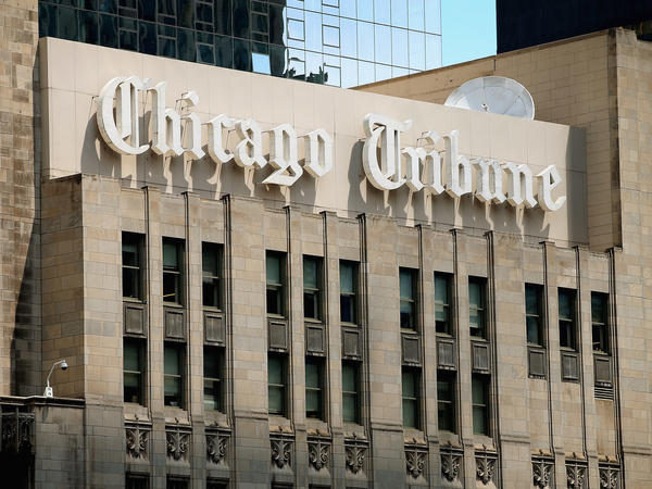 Journalists at the <em>Chicago Tribune</em> say they want to unionize to secure better pay and resources to fulfill their mission.