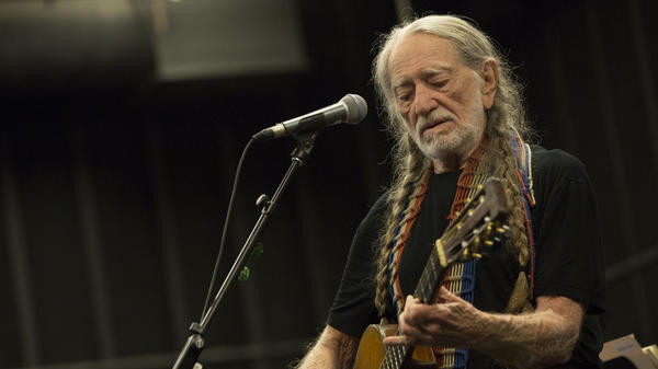 Willie Nelson's <em>Last Man Standing</em> is out April 27 on Legacy Recordings.