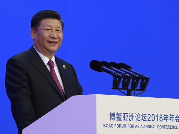 Chinese President Xi Jinping promised in a speech on April 10 to cut auto import taxes, open China's markets further and improve conditions for foreign companies.