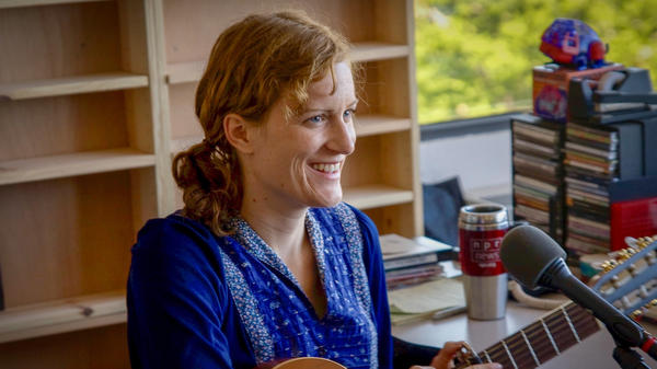 A decade ago, Laura Gibson kicked off the Tiny Desk concert series.