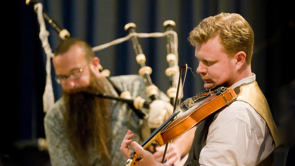 This week's episode of <em>The Thistle & Shamrock</em> features music by Battlefield Band.