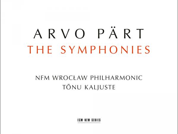 Arvo Pärt's four symphonies.