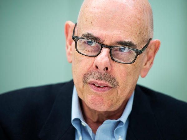 """We were trying to achieve a balance between competition and incentives"" said former Rep. Henry Waxman, D-Calif., of the law that became known as Hatch-Waxman Act."