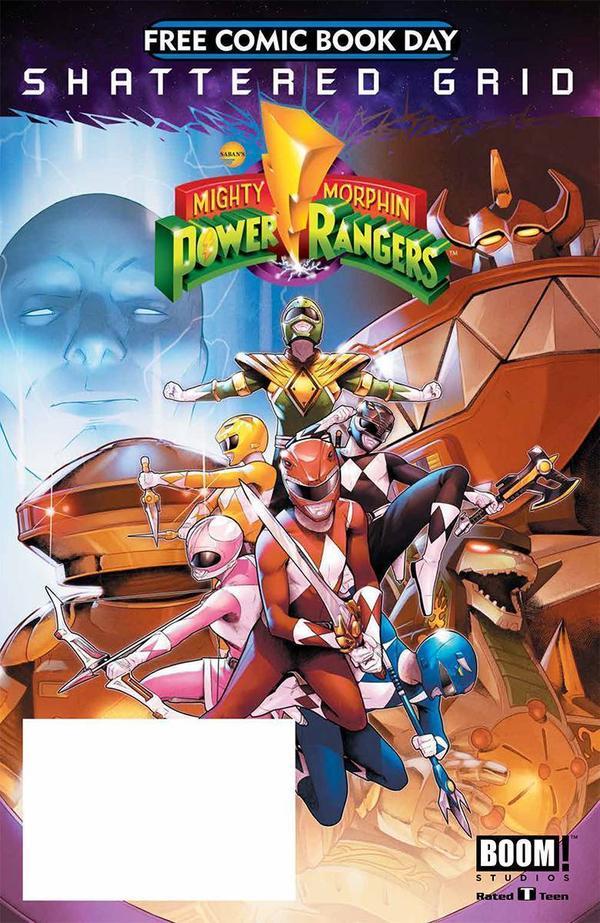 <em>Mighty Morphin' Power Rangers</em>
