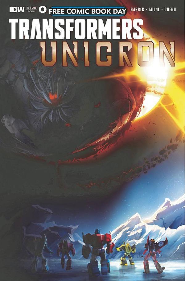 <em>Transformers: Unicron</em>