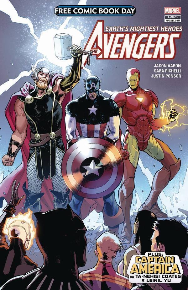 <em>Avengers/Captain America</em>