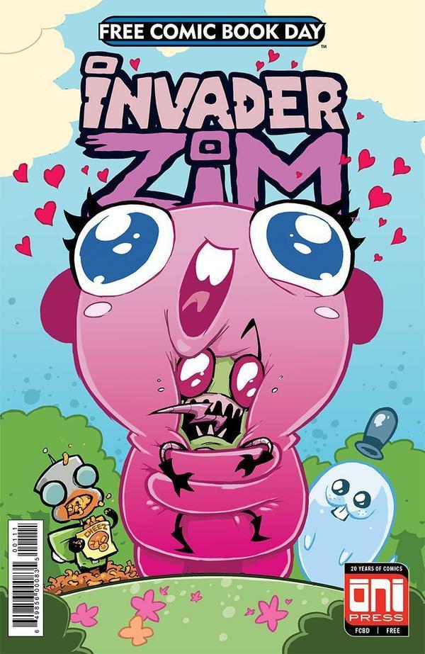 <em>Invader Zim</em>