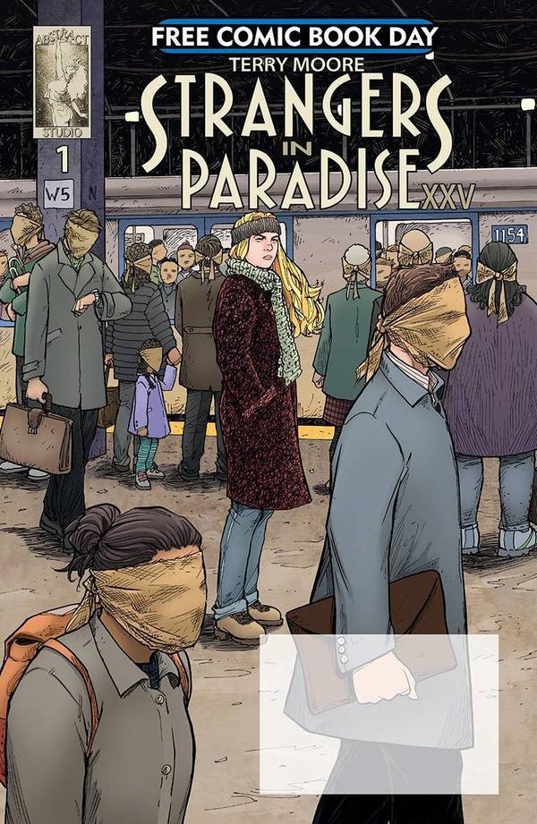 <em>Strangers in Paradise</em>