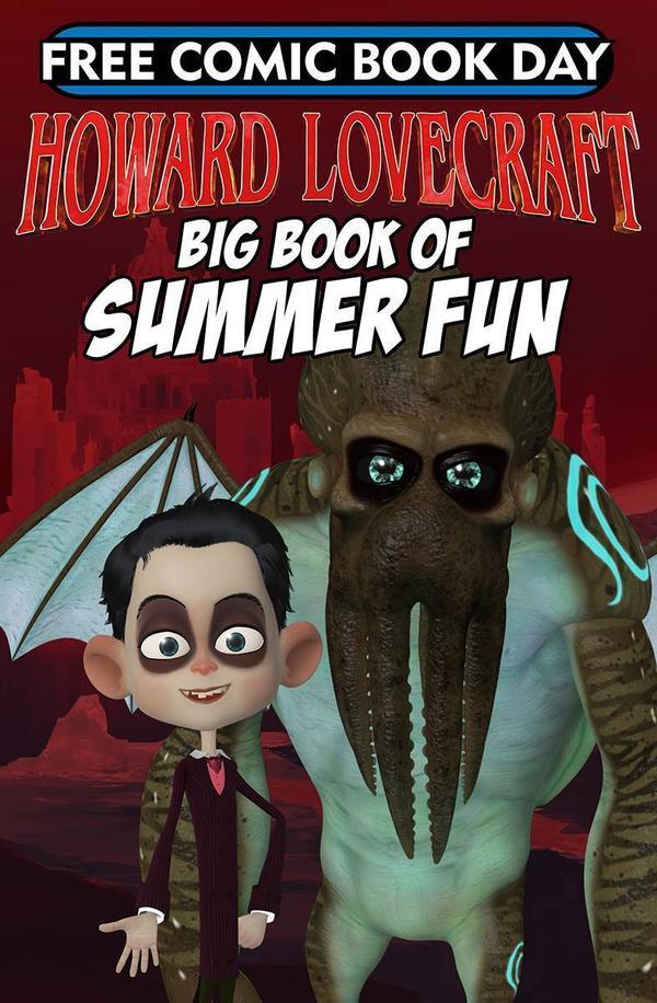 <em>Howard Lovecraft</em>