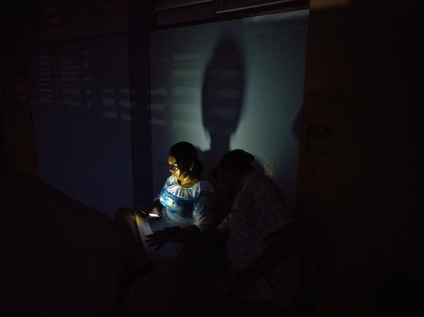 Hurricane Maria cut power to people across Puerto Rico. On Wednesday, a subcontracting company caused another island-wide blackout, which the Puerto Rico Electric Power Authority has been working to fix.