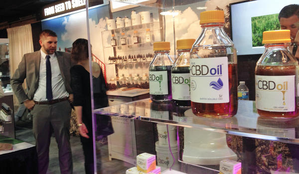 The Marijuana Business Conference & Expo in Chicago in 2015 displayed oil containing CBD extracted from agricultural hemp. Today CBD oil alone is estimated to be a $200 million industry.