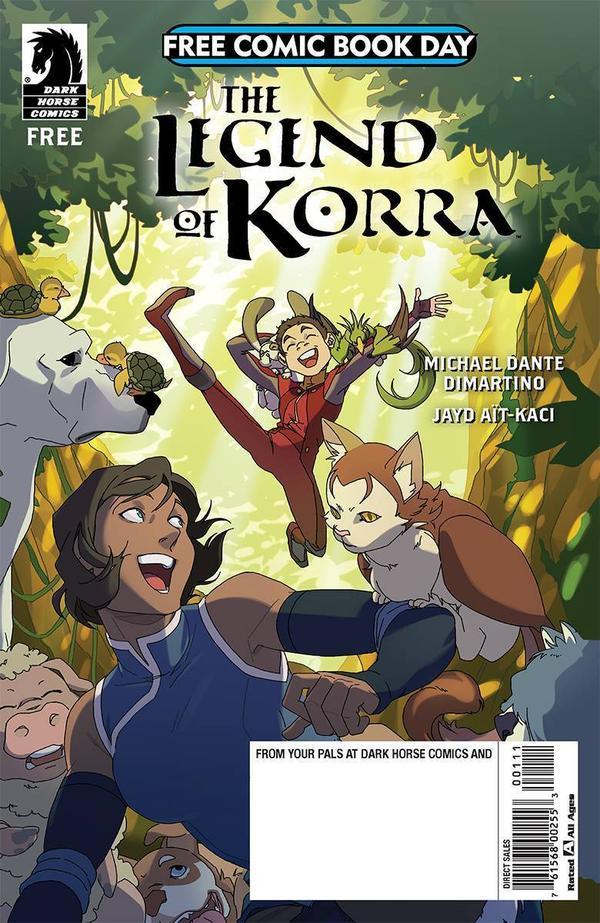 <em>The Legend of Korra</em>