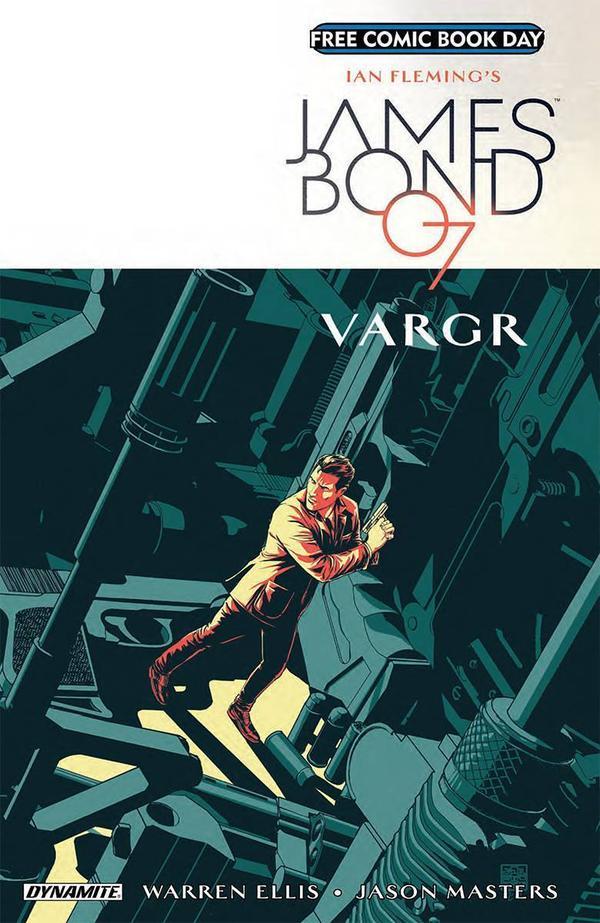<em>James Bond 007</em>