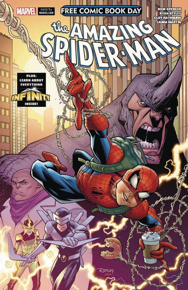 <em>Amazing Spider-Man</em>