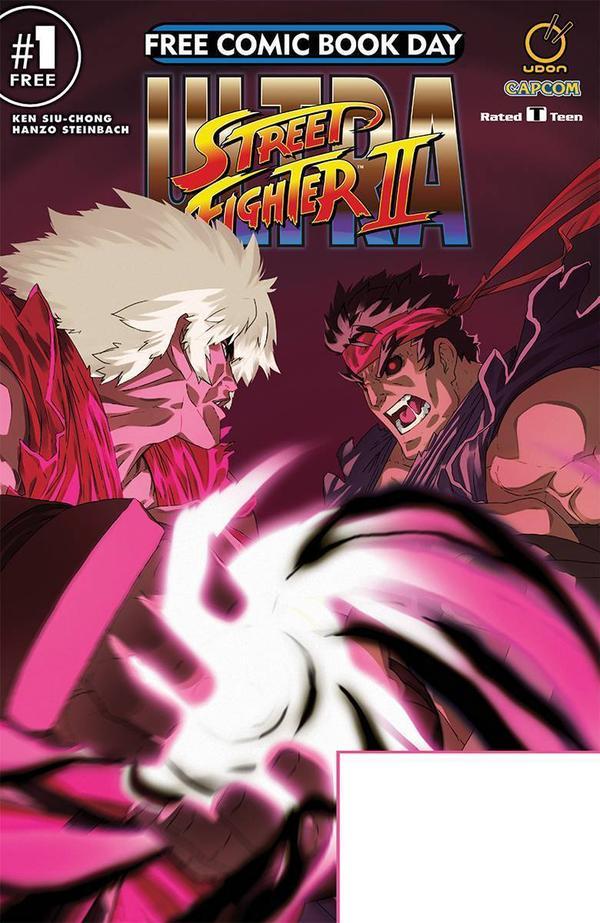 <em>Ultra Street Fighter II</em>