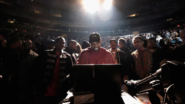 Kanye West's recent life-coach-like Twitter activity is out of character for the infamously polarizing rapper.