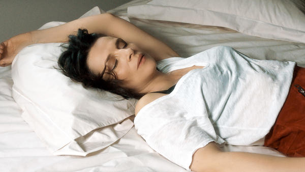 Isabelle (Juliette Binoche) is a Parisian painter looking for love in <em>Let the Sunshine In. </em>