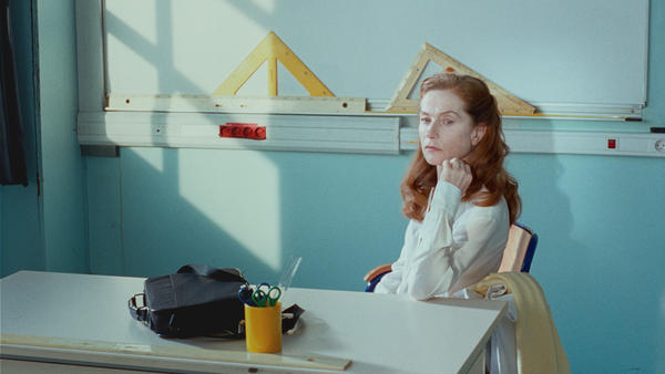 Marie Géquil (Isabelle Huppert) is a teacher despised by her students and peers alike — until a lighting strike unleashes a new persona.