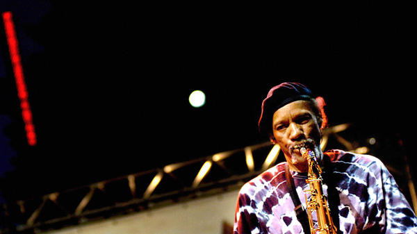 Charles Neville, performing in southeastern France in 2009. The famed New Orleans musician died April 27, 2018 at the age of 79.