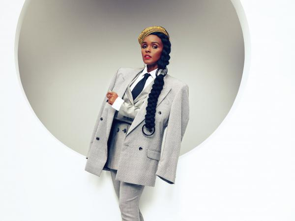 Janelle Monáe is the past, present and future.
