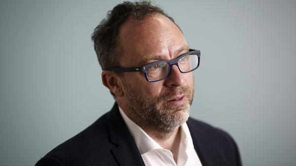 """When you're not that interested in the news and you do decide, 'Hey I think I want to find out some information,' you still deserve to get quality information,"" says Jimmy Wales, co-founder of Wikipedia."