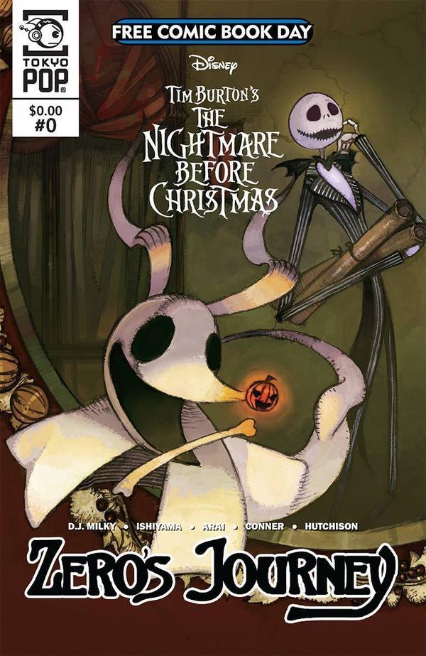 <em>The Nightmare Before Christmas</em>
