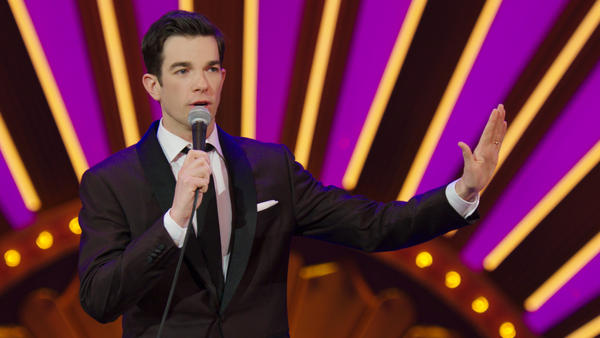 John Mulaney returns to Netflix in <em>Kid Gorgeous</em>.