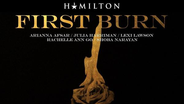 "The first draft of the <em>Hamilton</em> song ""Burn"" is the fourth new song in Lin-Manuel Miranda's 'Hamildrops' series."