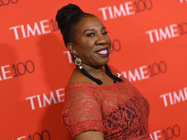 #MeToo founder Tarana Burke, attending the TIME 100 gala in New York on April 24, 2018.