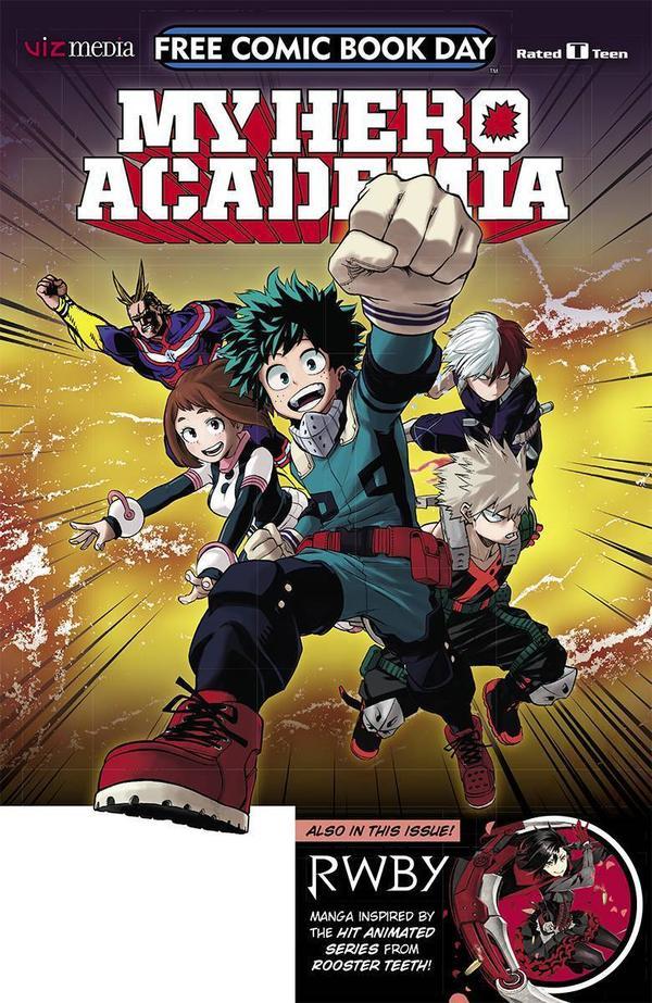 <em>My Hero Academia</em>