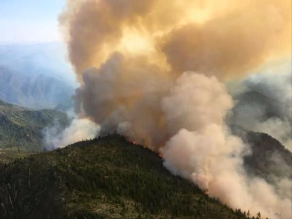<p>The Chetco Bar Fire remained relatively quiet for its first month before exploding into Oregon's largest wildfire. </p>
