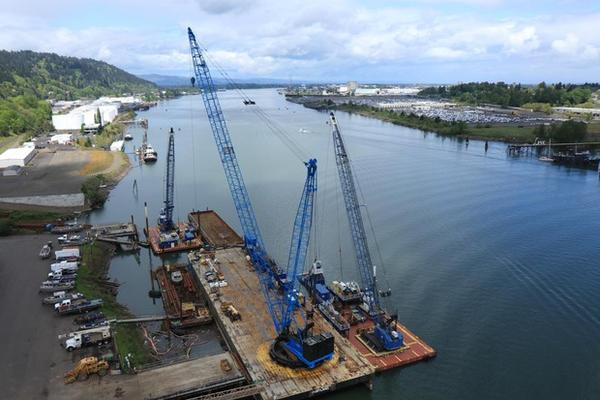 <p>Companies with property in the Portland Harbor Superfund Site downstream from NW Natural include ExxonMobil, BP and Toyota.</p>