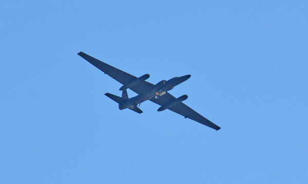 In 1962, the Cuban Missile Crisis began when U-2 spy planes brought back proof that Soviet missiles were aimed at the U.S.