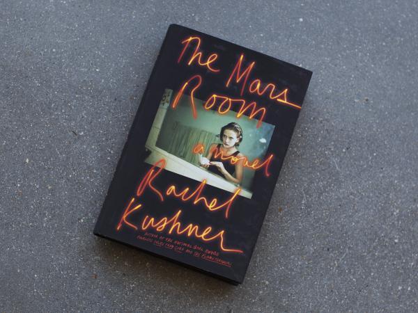 """""""The Mars Room"""" by Rachel Kushner"""