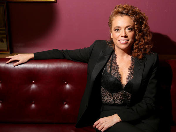 "Michelle Wolf says the title of her HBO special, <em>Nice Lady</em>, was inspired by real life: ""For the longest time ... I thought that's how I was supposed to be. I thought I was just supposed to be nice and pleasant — and then I realized that's no fun."""