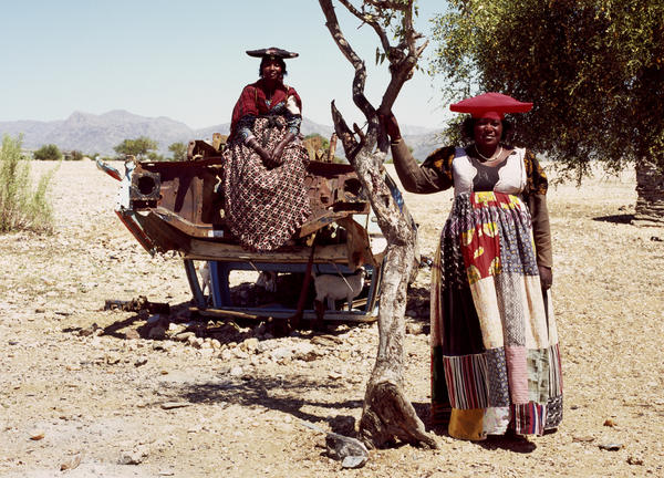 A quarter million Herero are estimated to live in Namibia today, with the population growing in recent years.