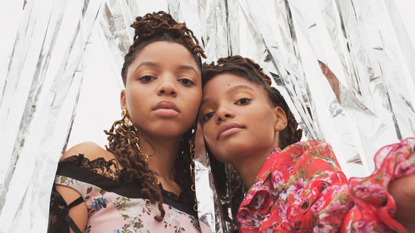 "<em>A Wrinkle in Time </em>director Ava DuVernay approached Chloe and Halle to write ""Warrior,"" a song they say they hope will inspire young black girls."