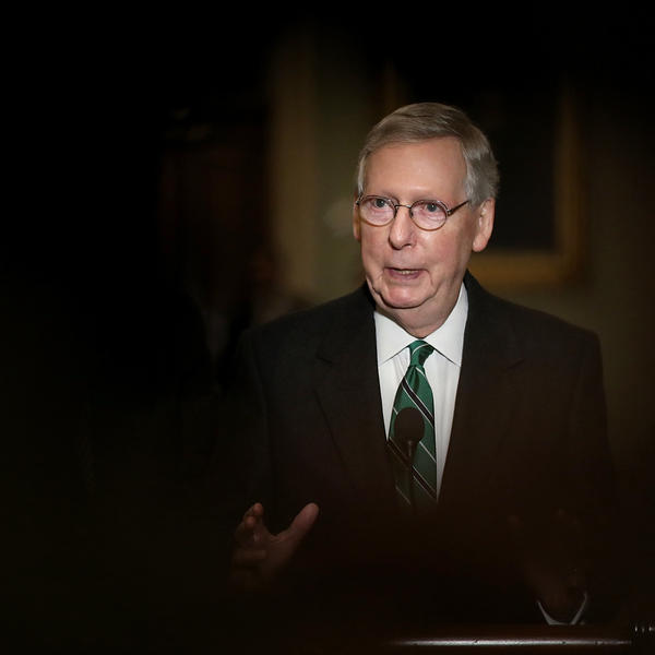 While Republicans started this election cycle as favorites to hold the Senate, it's increasingly up in the air as to whether Senate Majority Leader Mitch McConnell, R-Ky., will hold his gavel next year.