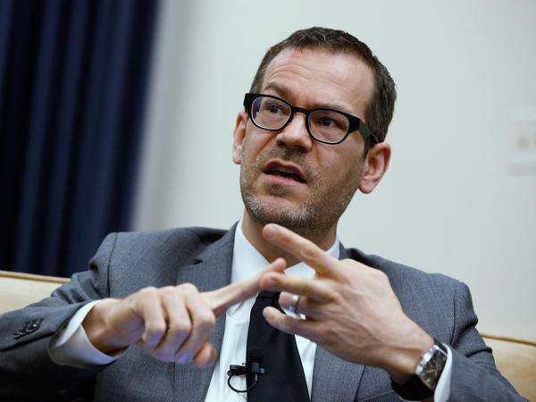 An Israeli intelligence firm was reportedly hired last year to compile background dossiers on several former Obama administration officials, including Colin Kahl, seen here in 2012.