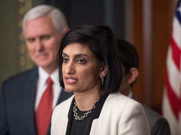 Seema Verma told hospital executives that she wants states to have flexibility in how they administer Medicaid, but there are limits.
