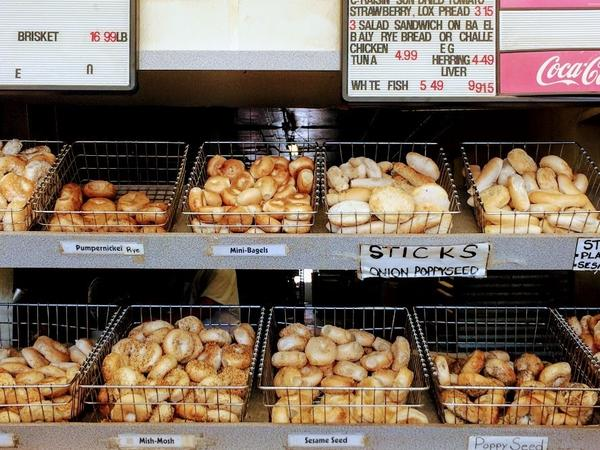 The bagels for sale at Skokie's New York Bagel & Bialy, which opened in the Illinois town in 1962, are as good as any you'd find in the Big Apple. In the post-World War II era, the town became a hub for Jewish Holocaust survivors, and synagogues sprouted alongside Jewish delis.