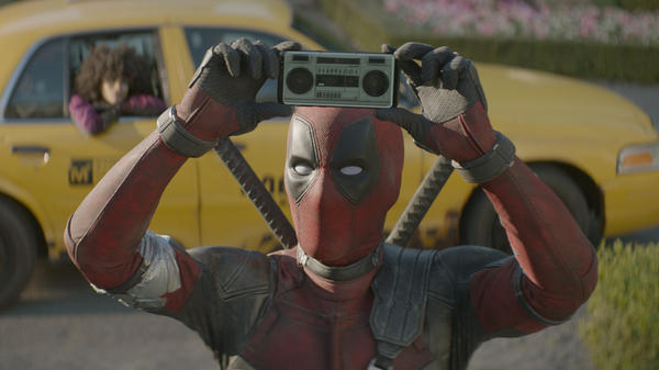Ultraviolent super-mercenary Deadpool (Ryan Reynolds) references a film that many people will recognize — that's kind of his whole deal — in <em>Deadpool 2</em>.