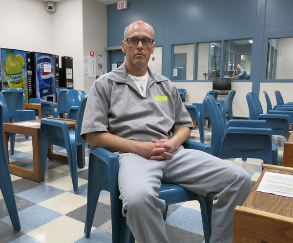 Joe Watson, an inmate at Jefferson City Correction Center, has been trying to get treatment for hepatitis C.