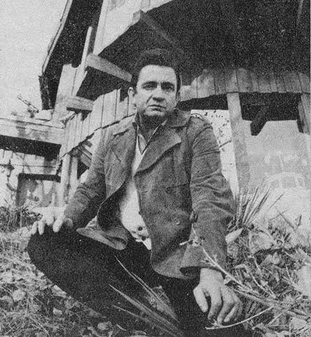 <p>The live album at Folsom, Johnny Cash's 27th record, became one of several critical turning points in his long career.</p>