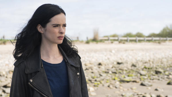 Krysten Ritter stars in the Netflix series <em>Jessica Jones. </em>Her novel <em>Bonfire</em> was published in 2017.
